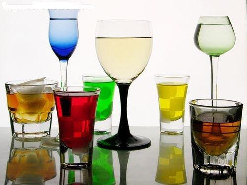 Разнообразие алкогольных напитков